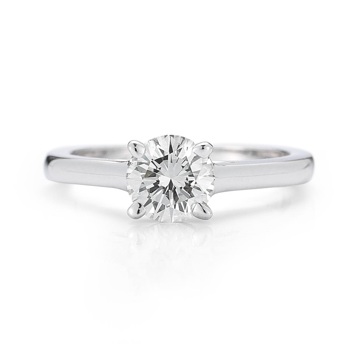Forevermark Solitaire Engagement Ring SR6
