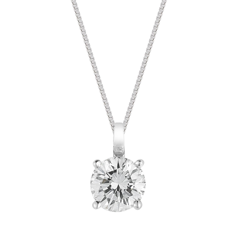 Forevermark Diamond Solitaire Pendant SP8