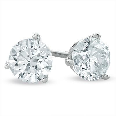 Forevermark Diamond Stud Earrings MST2